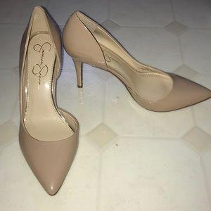 Jessica Simpson Libby Heels
